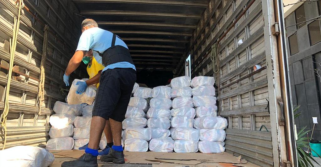 Copapa ativa parcerias para promoção de solidariedade durante pandemia