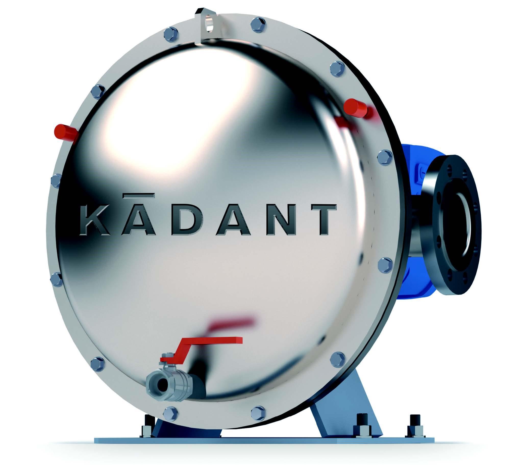 Otimize o seu processo de depuração com a nova tecnologia Kadant