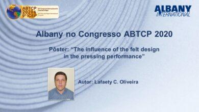 Albany participa do Congresso ABTCP 2020